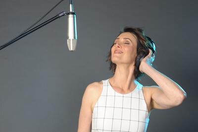 Nicky in the Studio - Inspired
