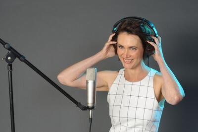 Nicky in the studio - Fun