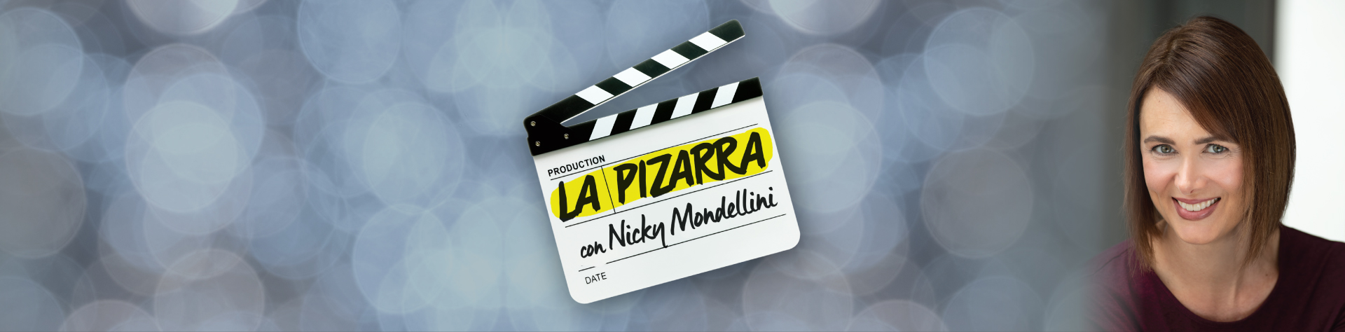 Nicky Mondellini Podcast Banner